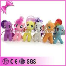 kids gift various China soft large plush horse