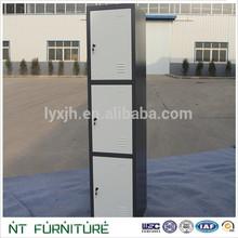 2014 classic metal furniture 3 tier steel lockers