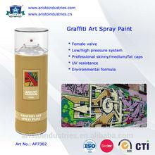 Aristo graffitis de pulvérisation de peinture / aérosol peinture Graffiti