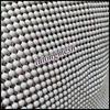 2014 Anping New design Metal sequin drapery/Metal sequin fabric for sale