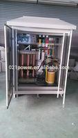 IP54 type 400kva voltage regulator outdoor