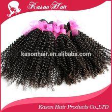 2014 Fashion Hair Products Kinky Curly Kismet Curl Malaysian Wholesale Kason Hair
