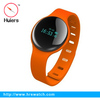 New Smart bracelet release!!! bluetooth pedometer smart bracelet watch for change color watch Oled screen directly factory