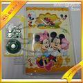 2014 novo personalizado de alta qualidade feitas à mão chinesa cartão convite de casamento/decoração artesanal cartão com flocagem