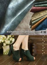 top popular yanbuck shoe leather