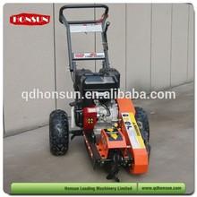 Germany Wan Exhibition invited 9 teeth Honda GX390 13hp gas engine stump grinder