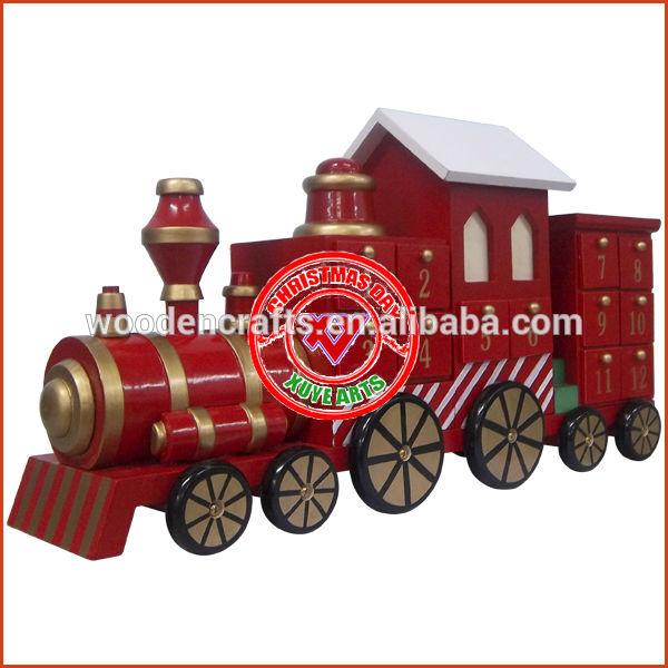 Wooden Advent Calendar Train - Buy Wooden Advent Calendar Train ...