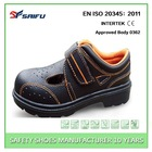 Leather safety shoes liquidation