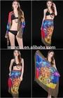 Sexy Womens Summer Beach Swimwear Bikini Cover Up Swim Bathing Suit Sling Dress