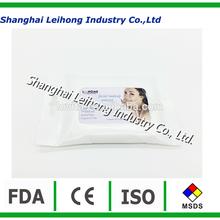 Factory supply private label feminine hygiene wipes