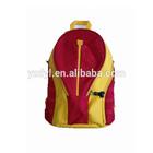2014 Wholesale fashion promotional polyester backpacks,school bag