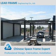 Aluminum Outdoor Metal Roof Truss Canopy