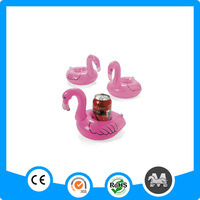 Cheap inflatable PVC swan mobile holder