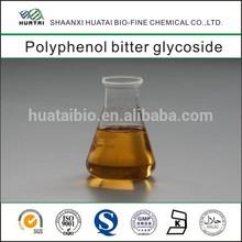 Transparent liquid Polyphenol bitter glycoside