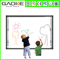 69 78 82 85 96 104 inch multi touch educational equipments student enjoy digital board for classroom