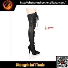 2014 Top sale comfortable stiletto sexy shoes