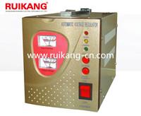 Golden voltage stabilizer 2kva power supply stabilizator