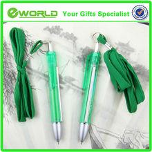 plastic hang banner logo printing ball pen