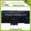 Genuine novo teclado portátil Original imagem substituição do fabricante diretamente