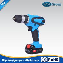 12V Cordless Screwdriver / Cordless Drill / mini electric screwdriver