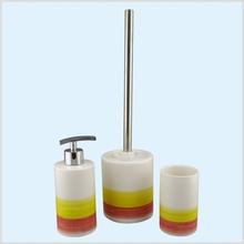 colorful ceramic sanitary wholesale bathroom accessories