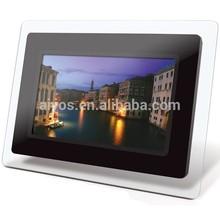 hot selling digital picture frame Basic function 7 inch digital photo frame