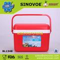 Bl1348 aislada del refrigerador de la jarra de la mejor calidad muy barato de plástico de hielo nevera portátil