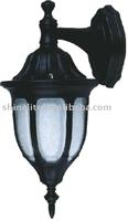 Classic garden lamp outdoor wall light