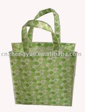 2011 stock stamp non woven shopping bag