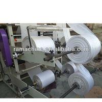 Automatic Plastic Poly Bag Cutting Machine