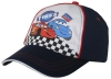 Classic children cap with car printing