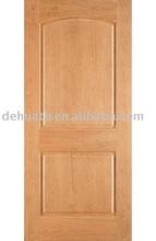 simple&classic interior wood panel room door