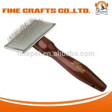 Cat Square Slicker Brush