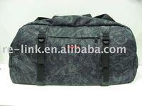 RL-3048# Pringting Guage Nylon Duffel Bag