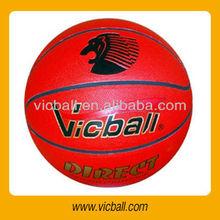 8 panels PVC basketball SIZE 7 2014