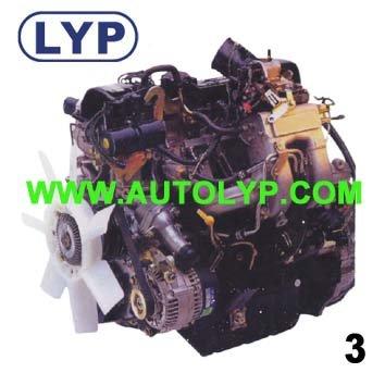 Motor usado para Toyota 2RZ