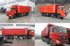 40 tons tipper truck for sale, 40 tons used dumper truck for sale, 12 wheels dumper truck for sale