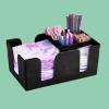 Acrylic pencil case stationery holder