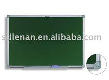 Durable école utilisé magnétique vert chalk conseil avec cadre en aluminium