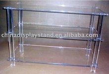 acrylic bookcase/book shelf