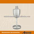 En acier inoxydable lampe à huile