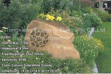 8in Waterproof Outdoor Garden Rock Speaker FY001