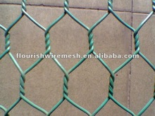 hot dipepd or electric galvanized or pvc coated hexagonal wire mesh( Manufacturer)