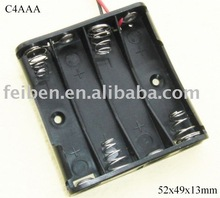 4AAA Battery Holder(battery container)