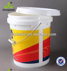 4 1/4 Gallon Plastic Bucket