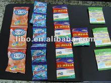30g sachets high foam laundry powder