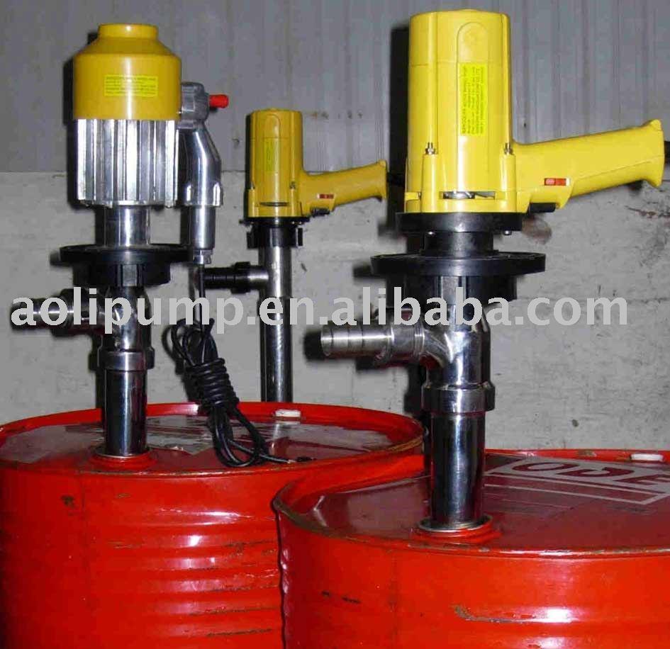Electric Drum Pumps Electric Hand Drum Pump