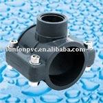 PVC Clamp Saddle PN10/pvc pipe/pvc pipe fittings/pvc fittings