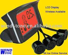 Mr.Ice Online Service!Original Factory!LCD Car Parking Sensor LCD Car Parking System