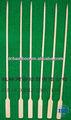 Pelota de golf de bambú pincho, Bambú pincho palo